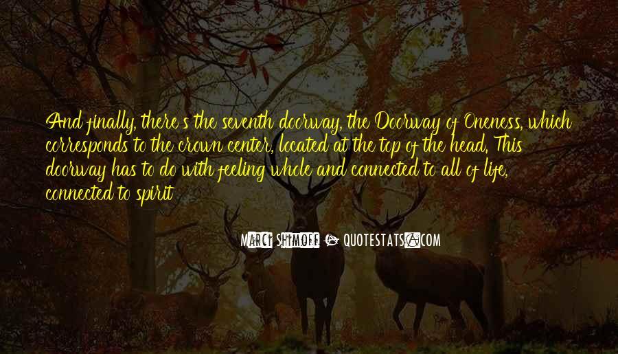 Spirit Of Life Quotes #75057