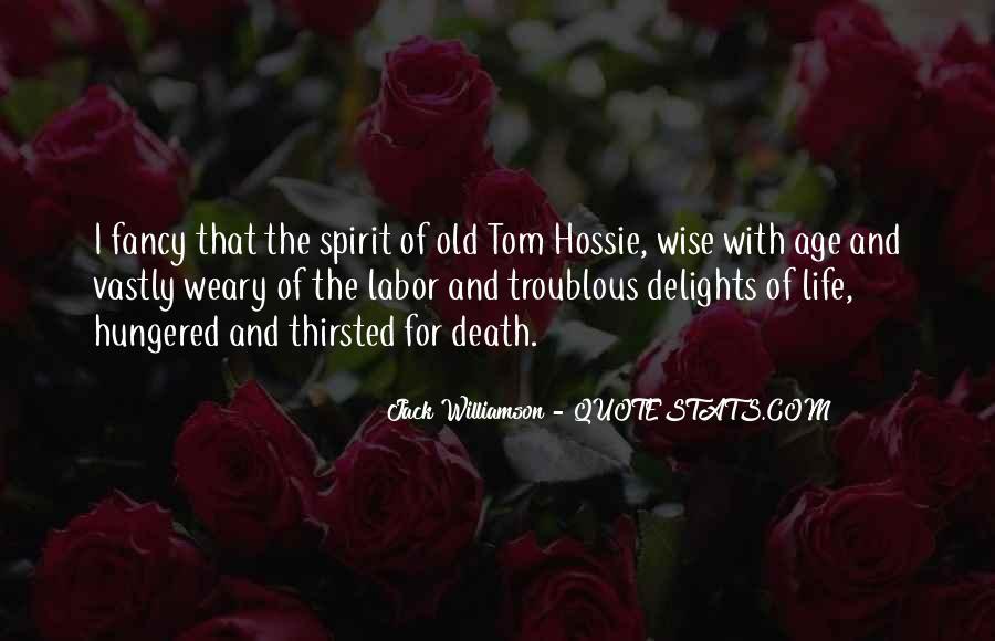 Spirit Of Life Quotes #85920