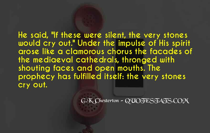 Spirit Of Prophecy Quotes #1546493