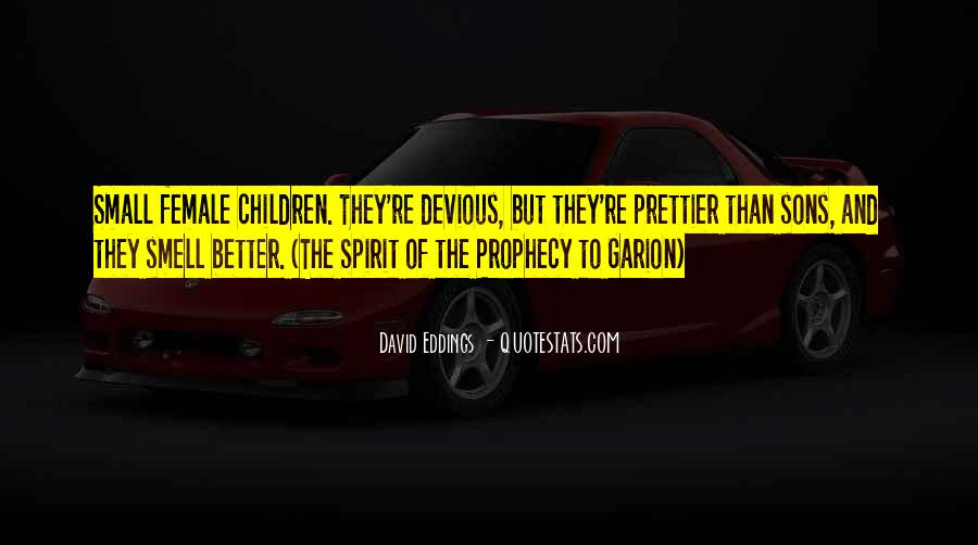 Spirit Of Prophecy Quotes #1695791