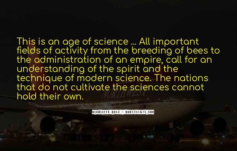 Spirit Science Quotes #1153435