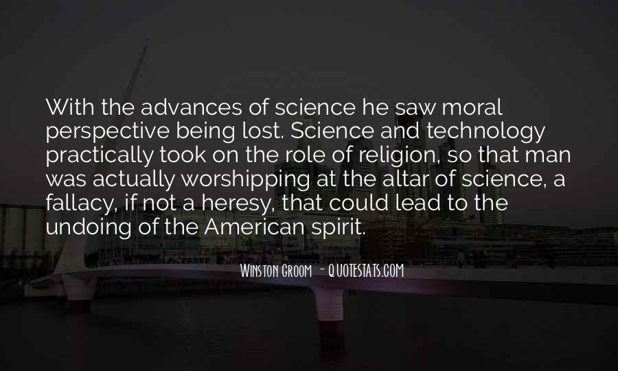 Spirit Science Quotes #1224480