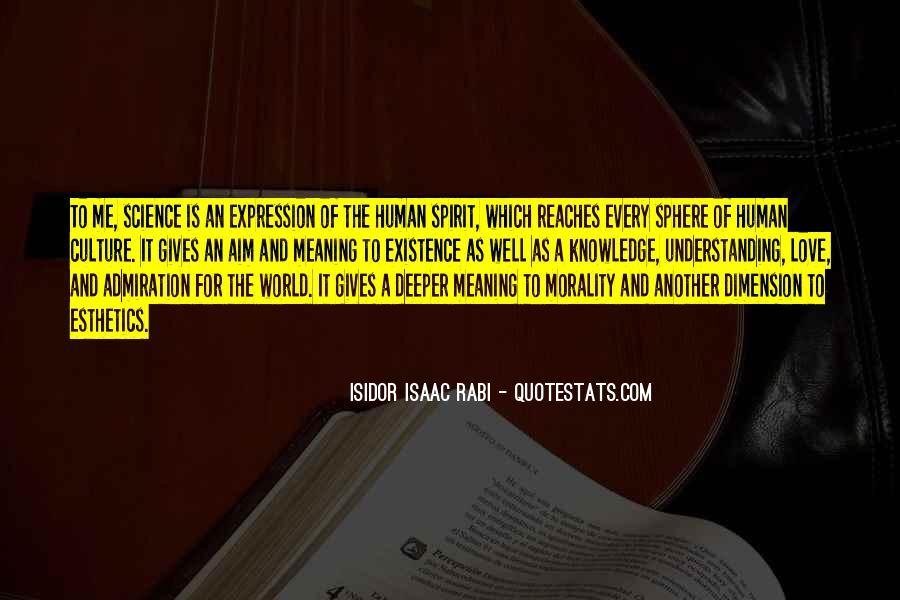 Spirit Science Quotes #1241071