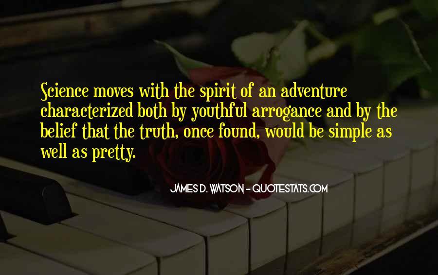 Spirit Science Quotes #1241511
