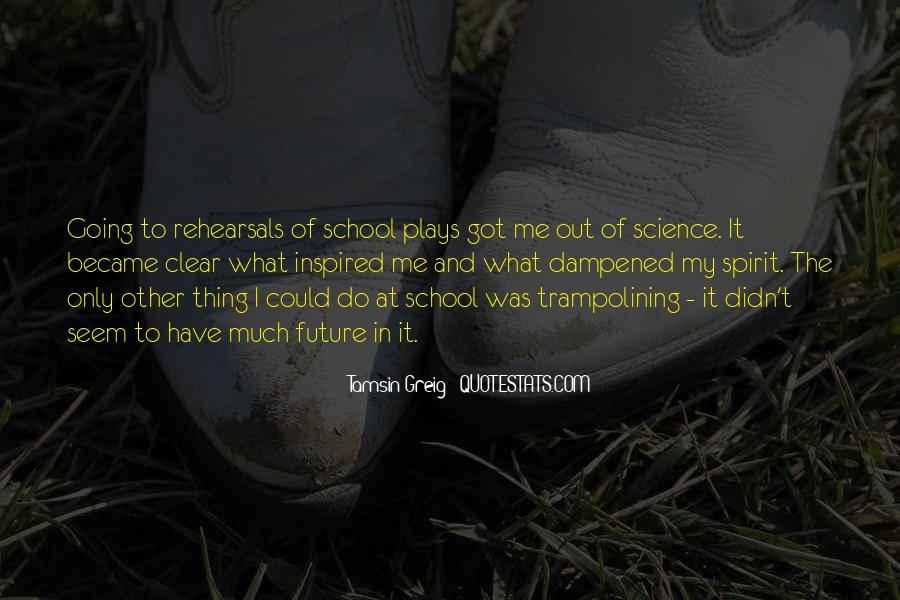 Spirit Science Quotes #139783
