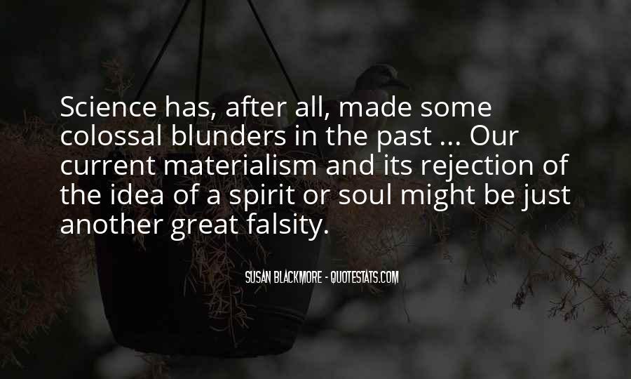 Spirit Science Quotes #1477446