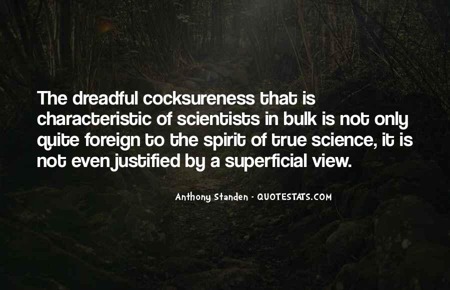 Spirit Science Quotes #1541224