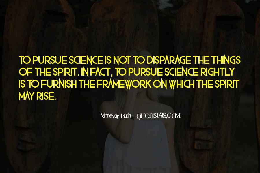 Spirit Science Quotes #1578419