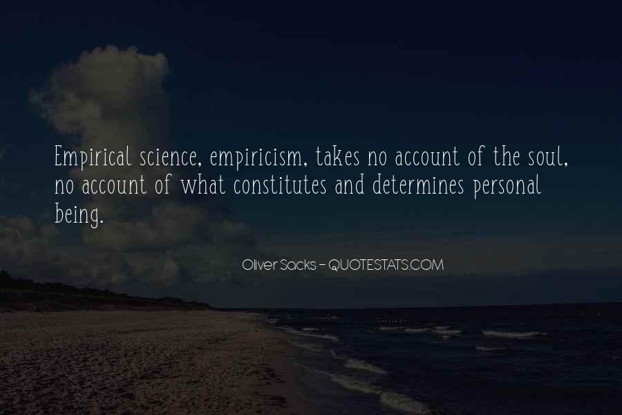 Spirit Science Quotes #1628442