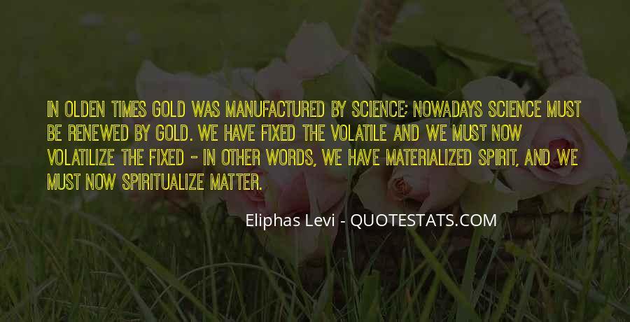 Spirit Science Quotes #1670083