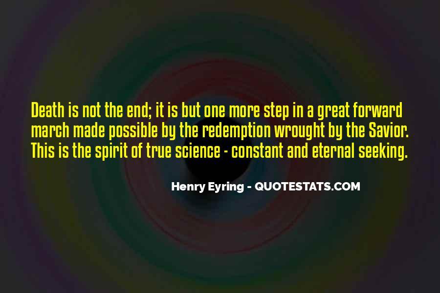 Spirit Science Quotes #1729243