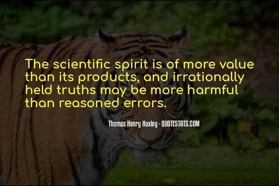 Spirit Science Quotes #1860003