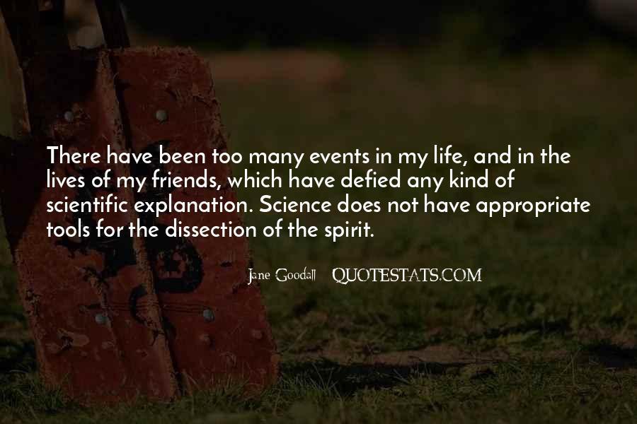 Spirit Science Quotes #1861378
