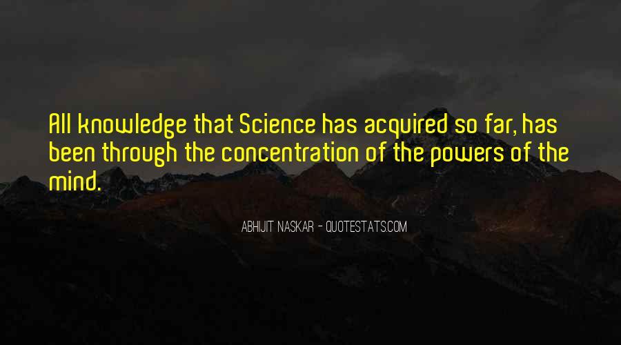 Spirit Science Quotes #1868381