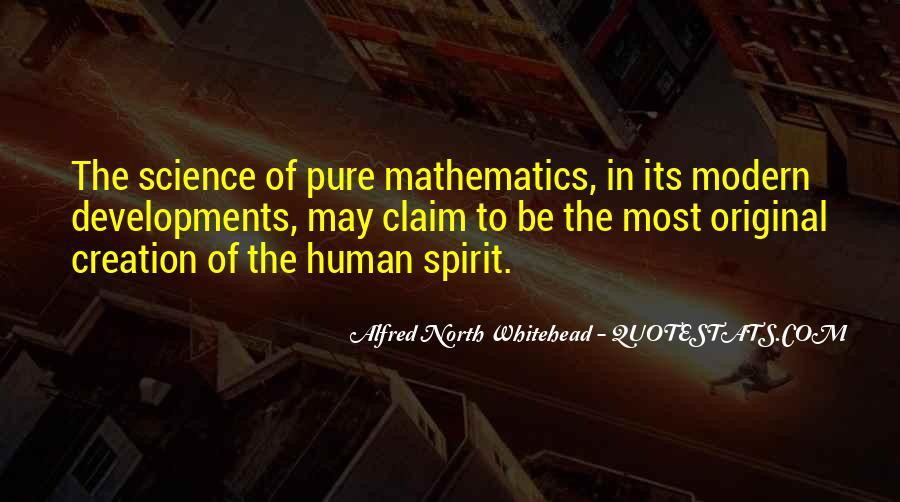 Spirit Science Quotes #1871485