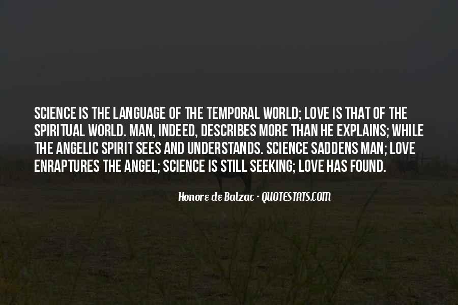 Spirit Science Quotes #284368