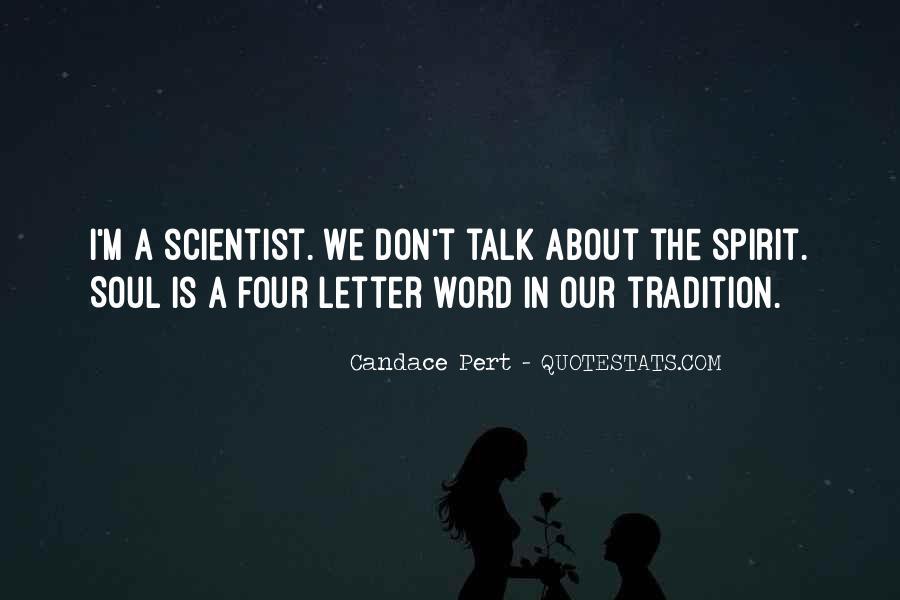 Spirit Science Quotes #447100