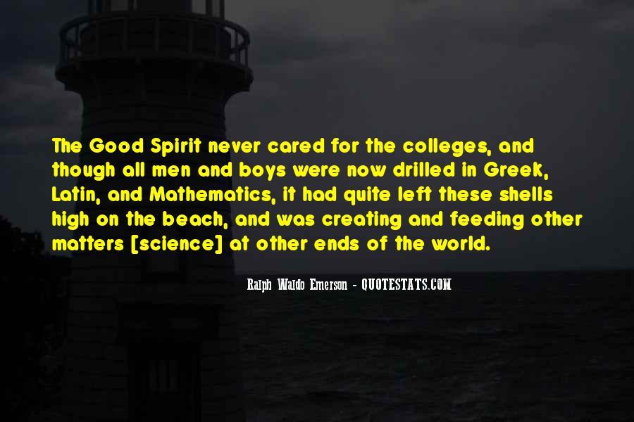 Spirit Science Quotes #473921