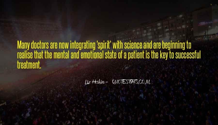 Spirit Science Quotes #533915