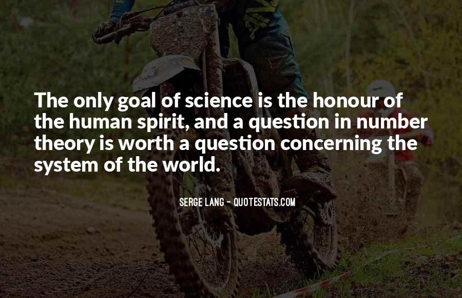 Spirit Science Quotes #620880