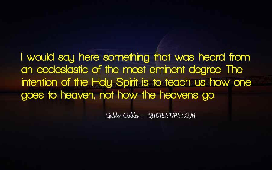 Spirit Science Quotes #686243