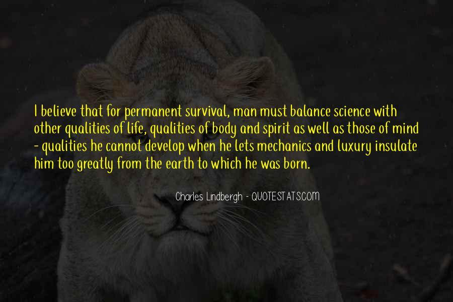 Spirit Science Quotes #823645