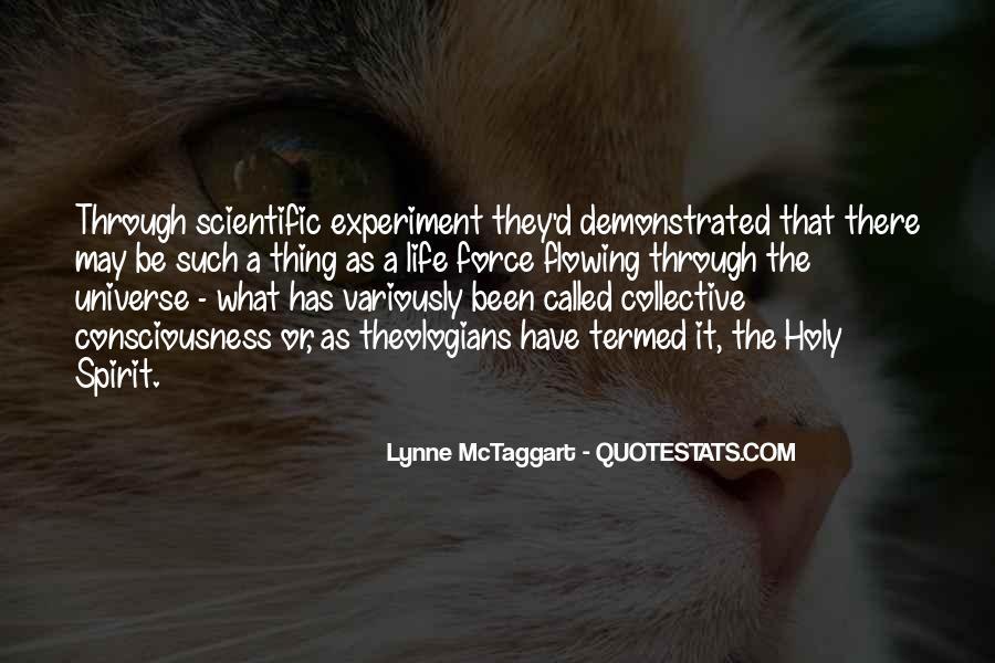 Spirit Science Quotes #896540