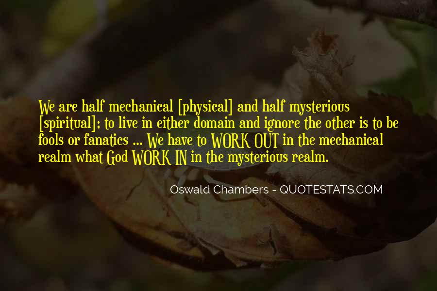 Spiritual And Physical Quotes #140212