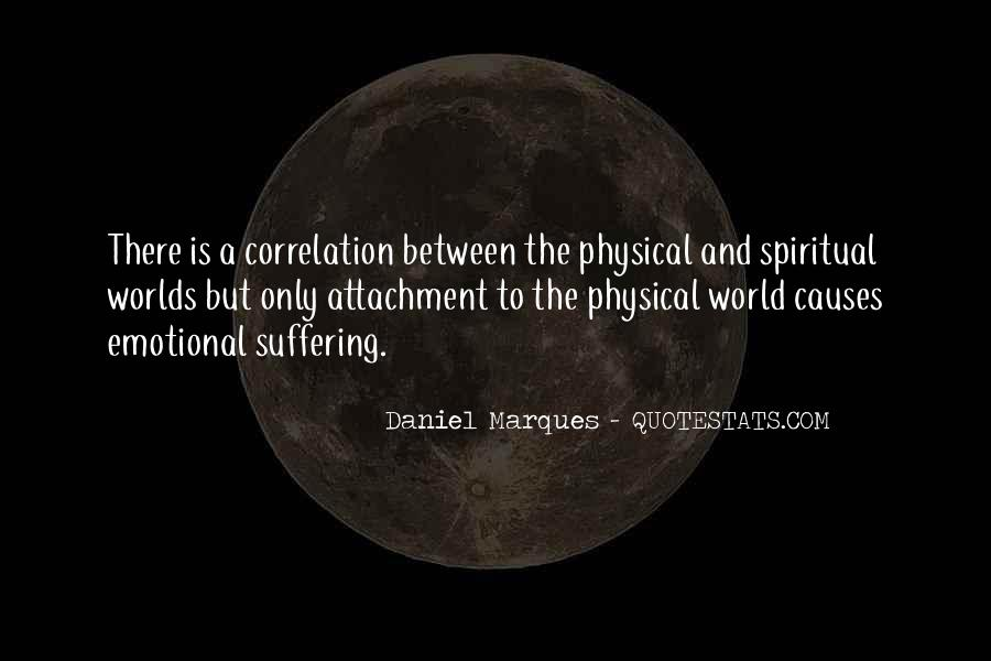 Spiritual And Physical Quotes #269361