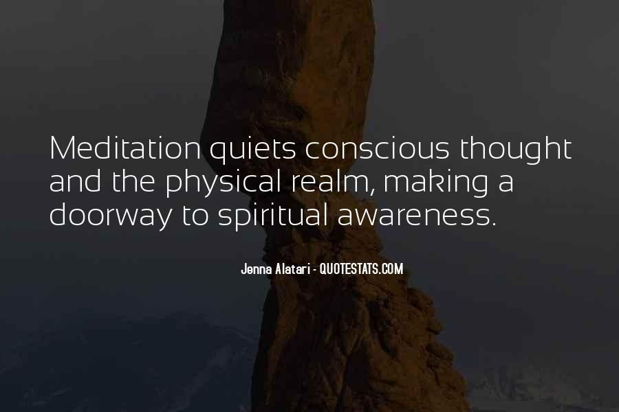 Spiritual And Physical Quotes #287955