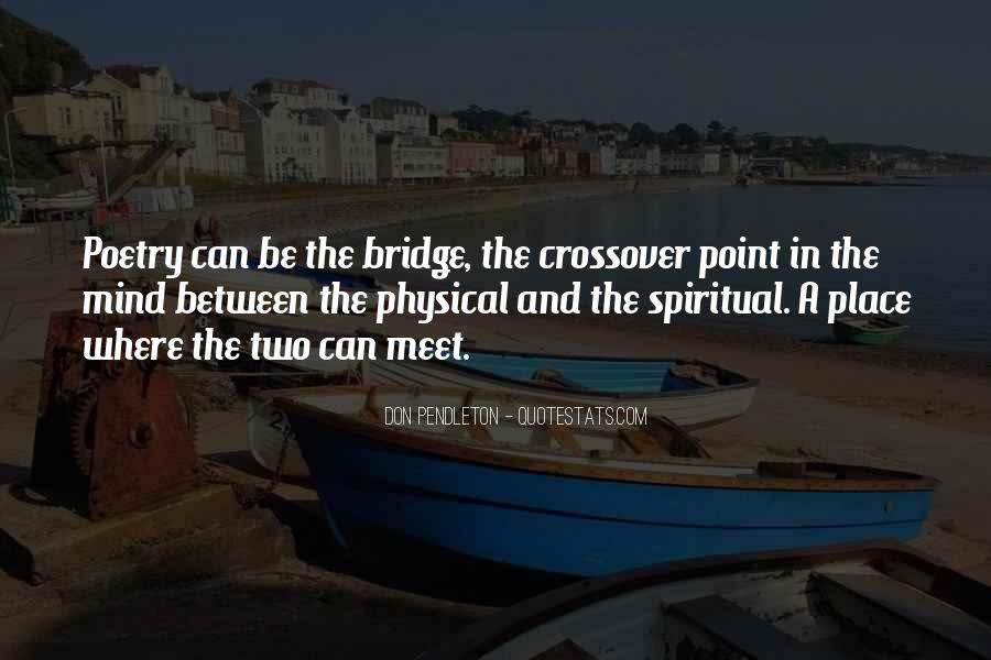 Spiritual And Physical Quotes #293945