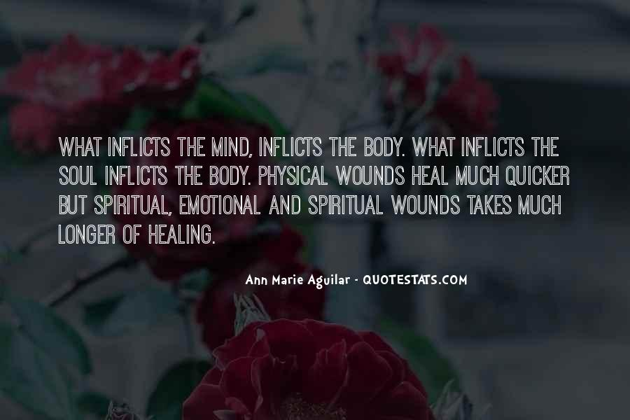 Spiritual And Physical Quotes #396735
