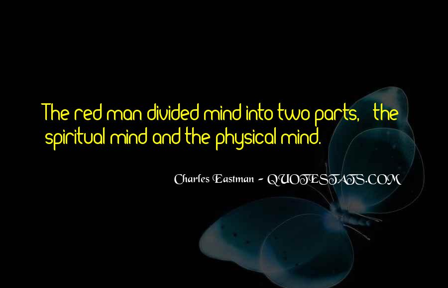 Spiritual And Physical Quotes #468898