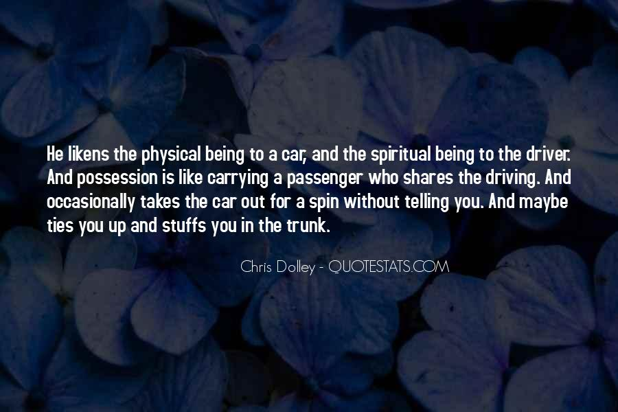 Spiritual And Physical Quotes #492477