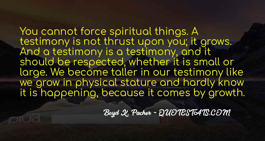 Spiritual And Physical Quotes #566870
