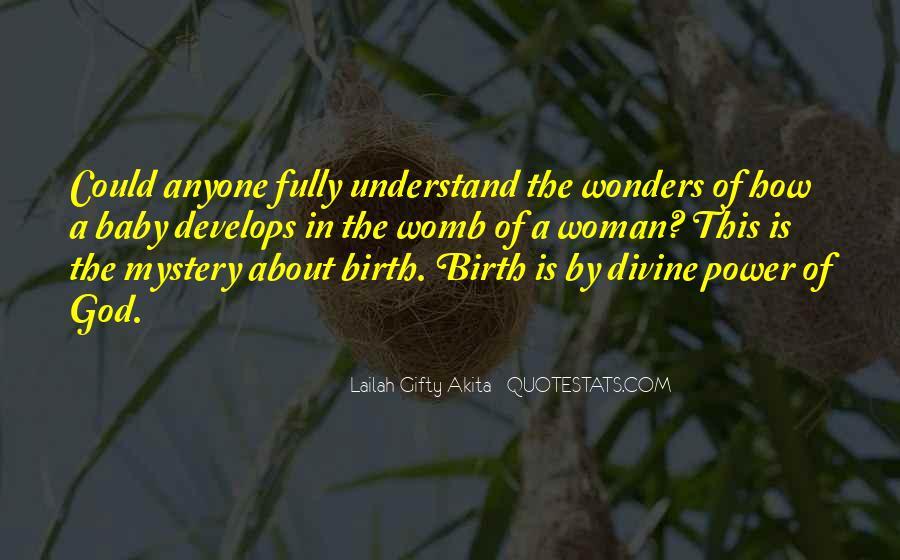 Spiritual Pregnancy Quotes #1364658