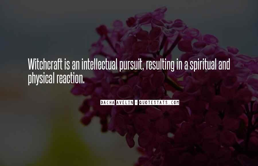 Spiritual Pursuit Quotes #1530271
