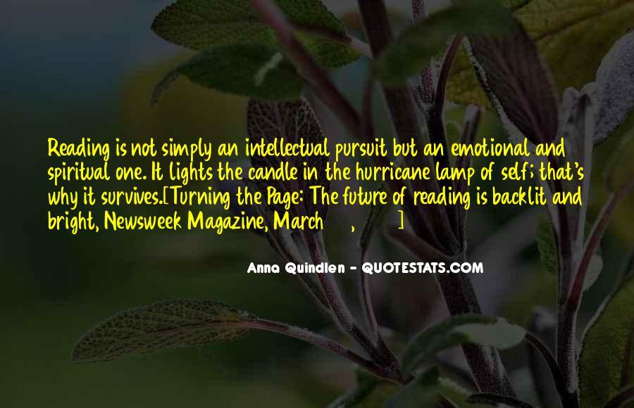 Spiritual Pursuit Quotes #1576304