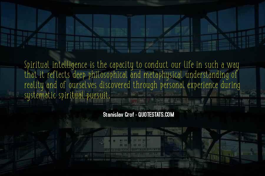 Spiritual Pursuit Quotes #1795448