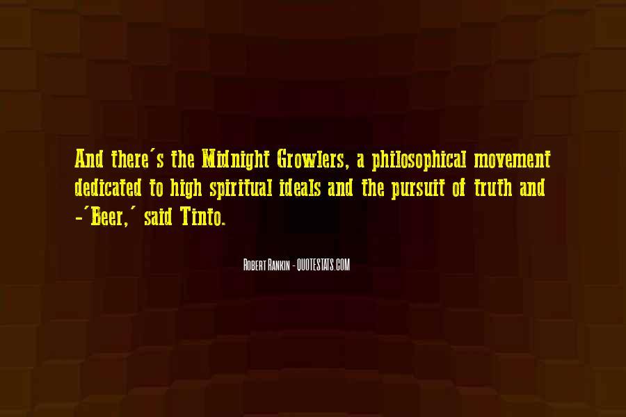 Spiritual Pursuit Quotes #399722
