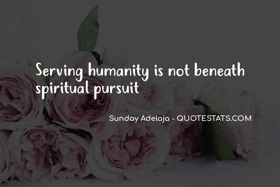 Spiritual Pursuit Quotes #57157