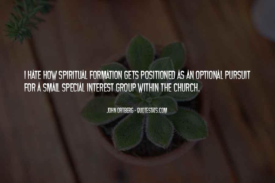 Spiritual Pursuit Quotes #680693