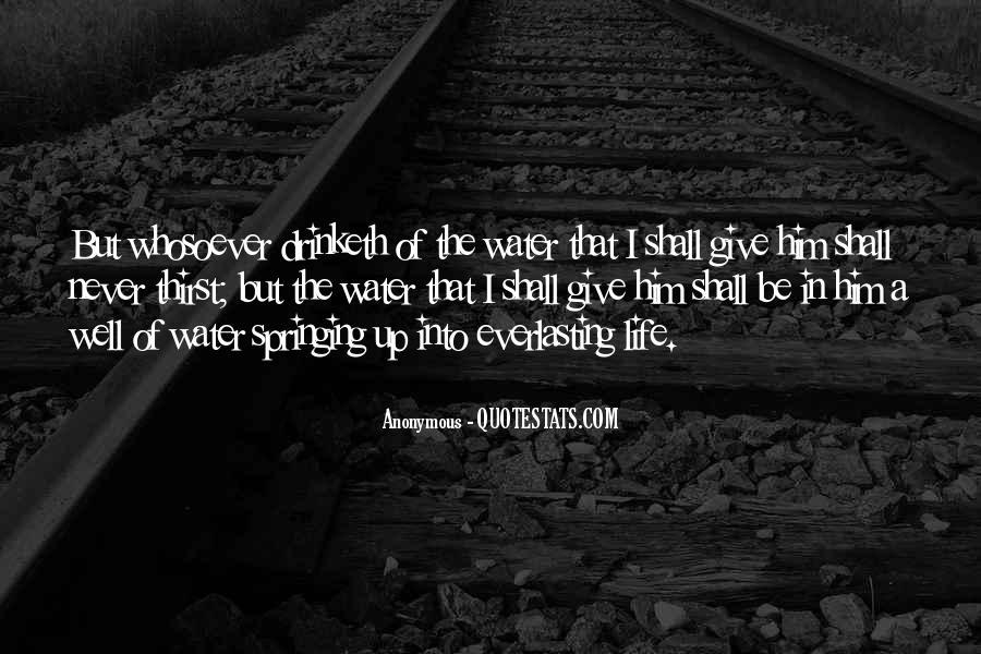 Spiritual Thirst Quotes #1034166