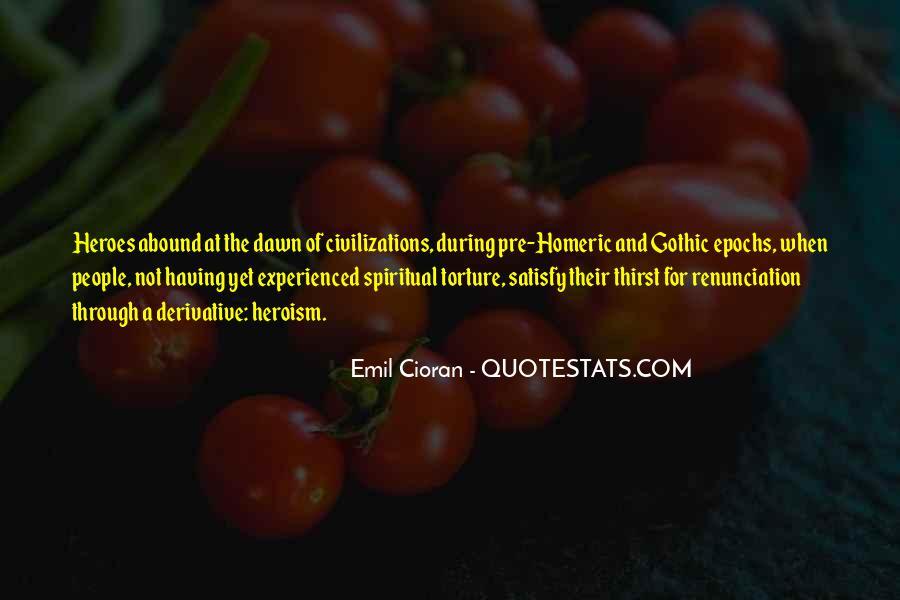 Spiritual Thirst Quotes #1215333