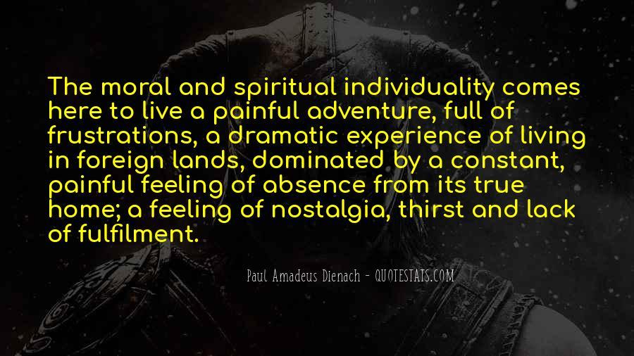 Spiritual Thirst Quotes #34241