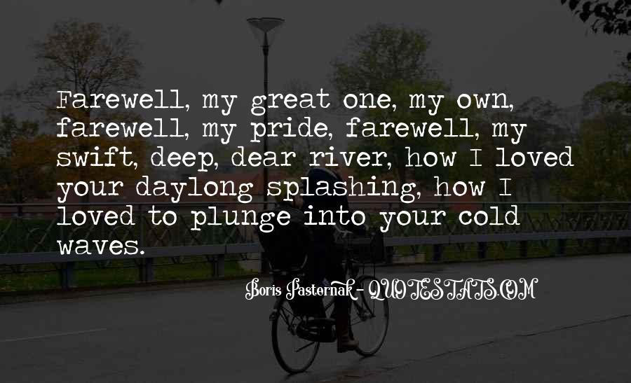 Splashing Love Quotes #1599684