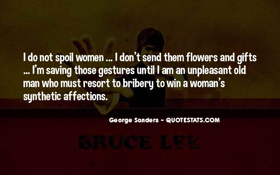 Spoil Yourself Quotes #80098