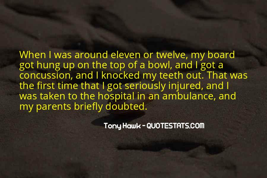 Quotes About Tony Hawk #341920
