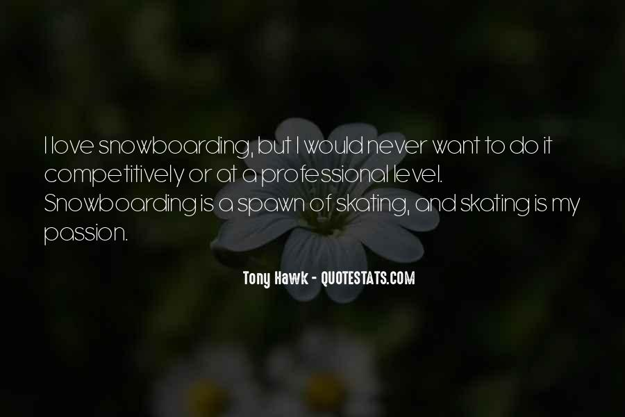 Quotes About Tony Hawk #766843