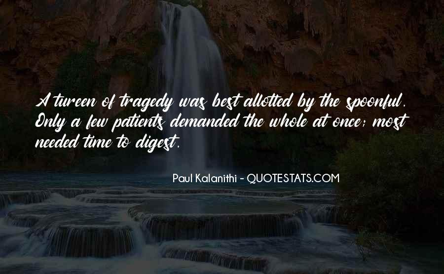Spoonful Quotes #611074